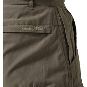 Craghoppers Trek Convertible - Pantalones Hombre - Oliva